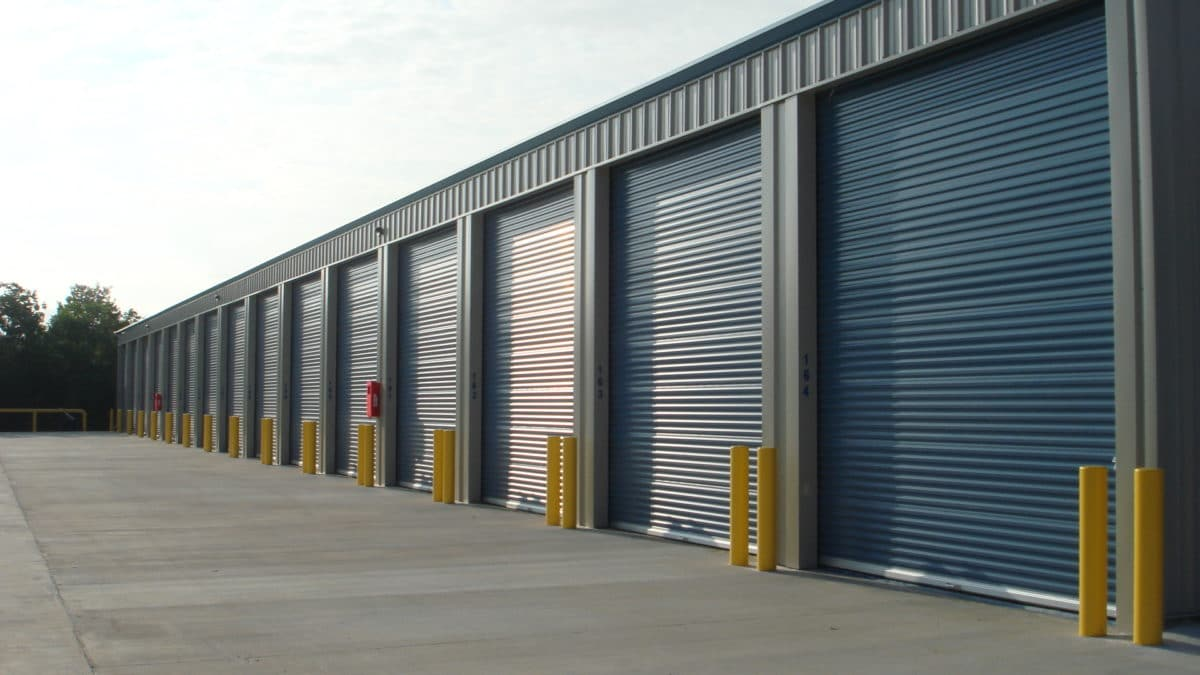 Self Storage before Staging your home