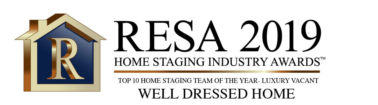 Top 100 most influential Stagers! Susi Pereira, owner of Well Dressed Home, was named among the top 100 most influential people in real estate staging for 2018 by the Real Estate Staging Association (RESA).